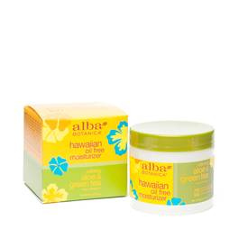 Hawaiian Aloe & Green Tea Oil Free Moisturizer