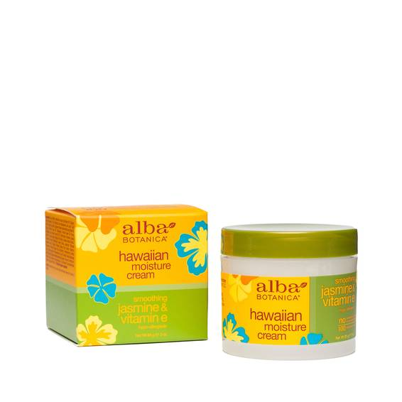 Hawaiian Jasmine & Vitamin E Moisture Cream