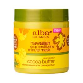 Hawaiian Deep Hair Conditioning Minute Mask