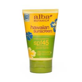 Hawaiian Green Tea Sunscreen SPF 45