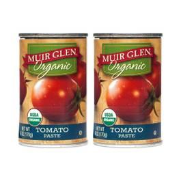Organic Tomato Paste, 2-Pack