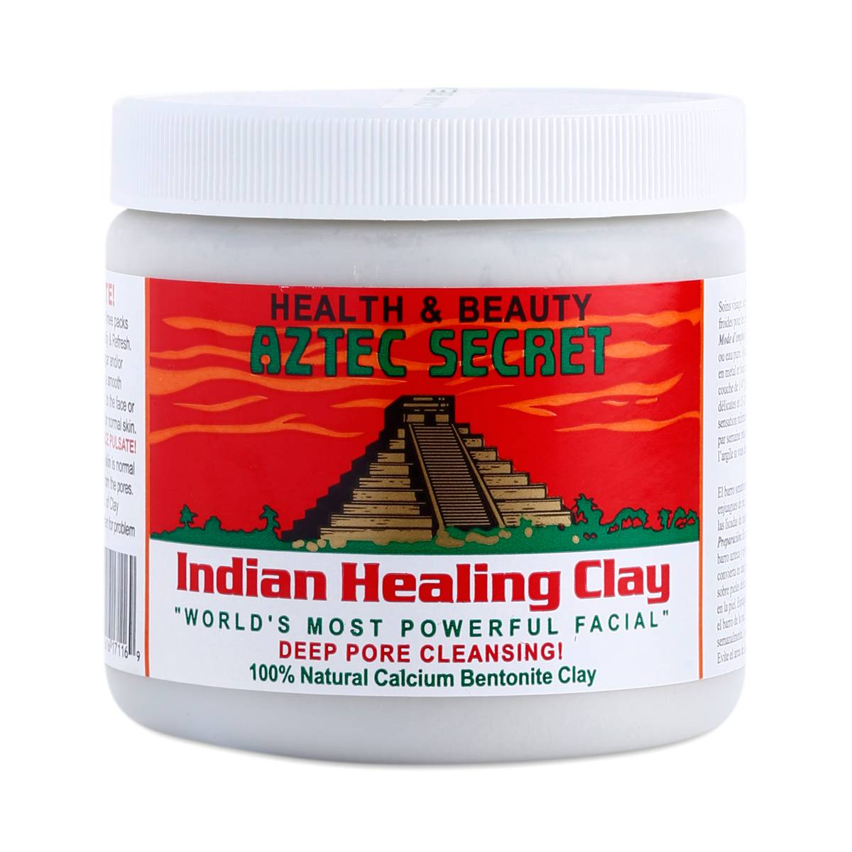 bc2d312bf652 Indian Healing Clay by Aztec Secret - Thrive Market