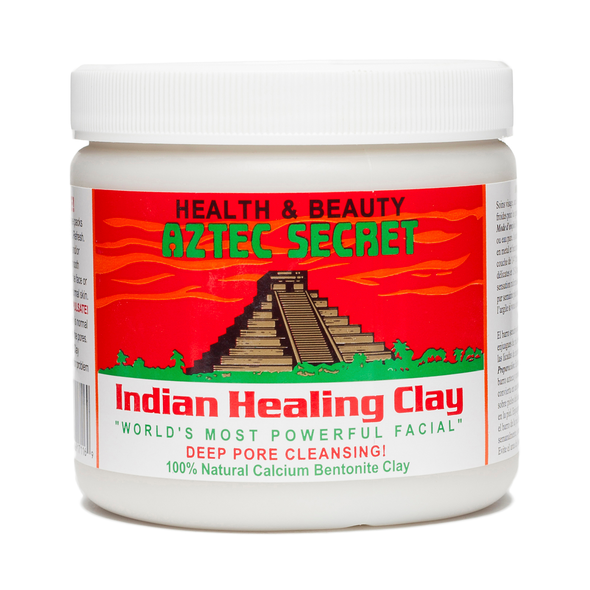 Indian Healing Clay By Aztec Secret Thrive Market