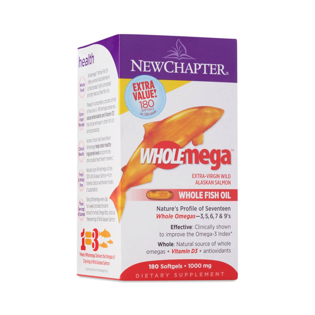 wholemega whole fish oil by new chapter thrive market