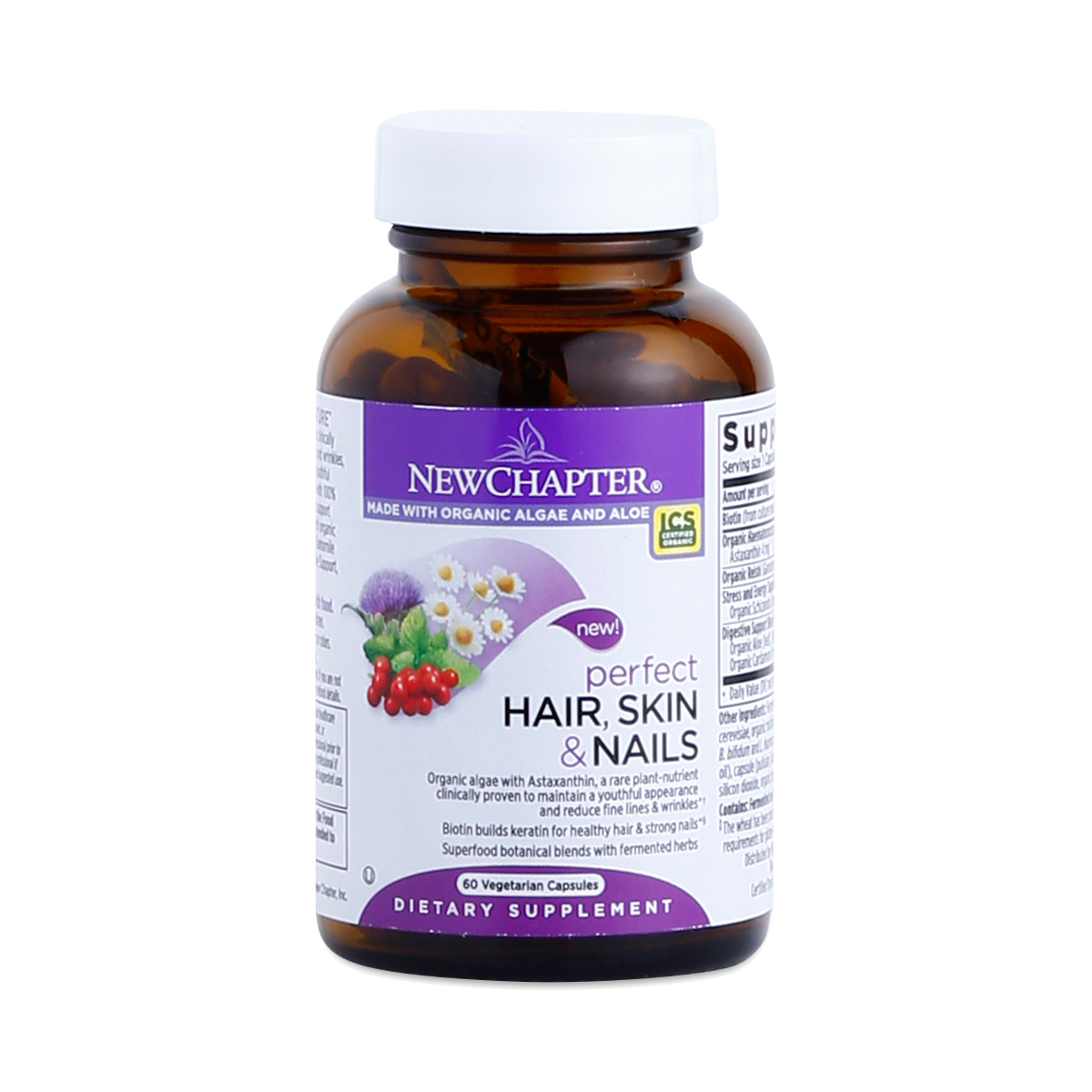 Perfect Hair Skin & Nails Supplement - Thrive Market