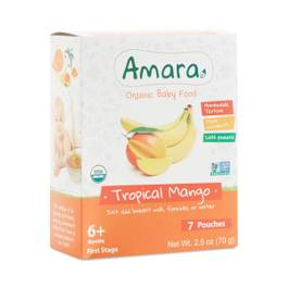 Tropical Mango & Banana Dried Baby Food