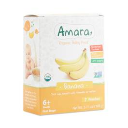 Banana Dried Baby Food