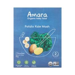 Potato and Kale Mash