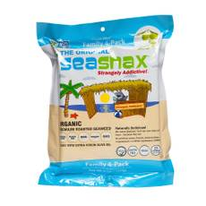 Organic Roasted Seaweed Family 4-Pack - Classic Olive
