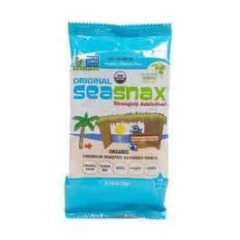 Organic Roasted Seaweed Grab & Go - Classic