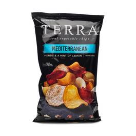Exotic Vegetable Chips - Mediterranean