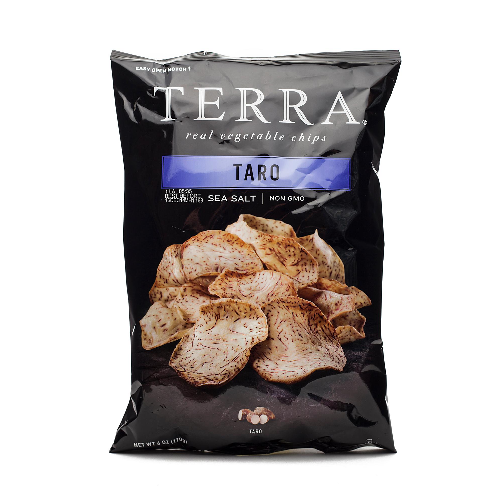 6 Oz Original Taro Chips By Terra Chips Thrive Market