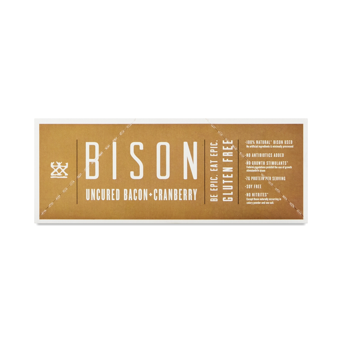 Bison Bacon Cranberry Bars by EPIC