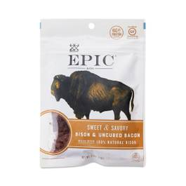 Bison Bacon Chia Bites