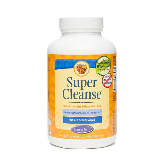 Super Cleanse®