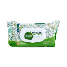 Baby Wipes, Free and Clear