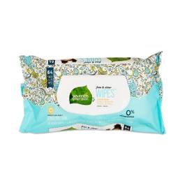 Baby Wipes with Flip Top Dispenser, Sensitive Skin