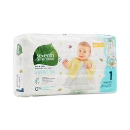 Baby Diapers, Size 2 (12-18 lbs)