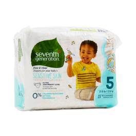Baby Diapers, Size 5 (27+ lbs)