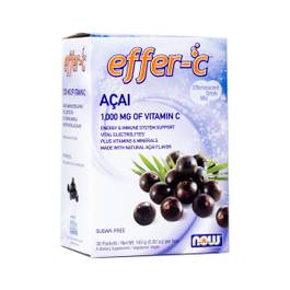 Effer-C Acai Berry Vitamin C Drink Mix