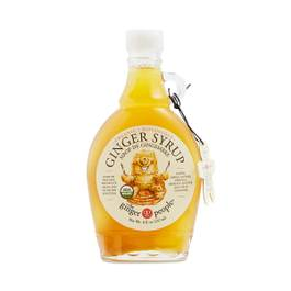 Organic Ginger Syrup