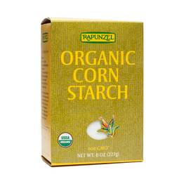 Pure Organic Corn Starch