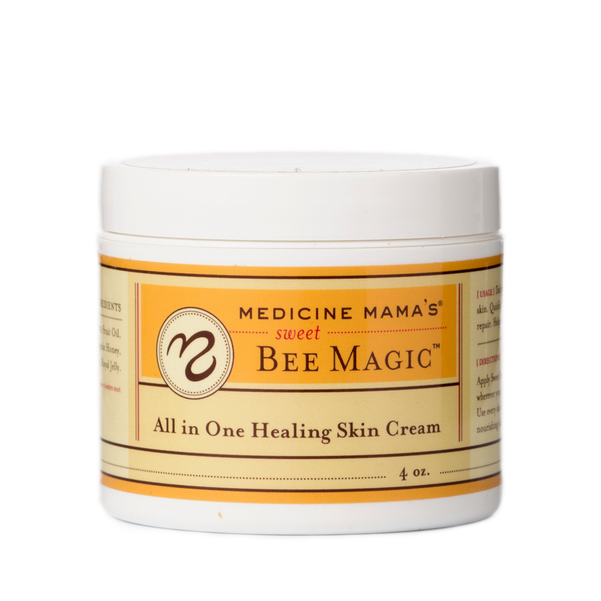 Sweet Bee Magic All In One Healing Skin Cream