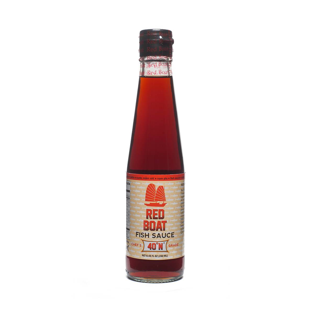 Premium fish sauce by red boat thrive market for Red fish sauce