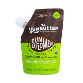 Organic Superfood Sunflower Butter
