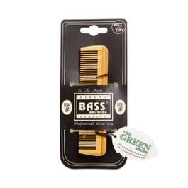 Fine Pocket Wood Comb