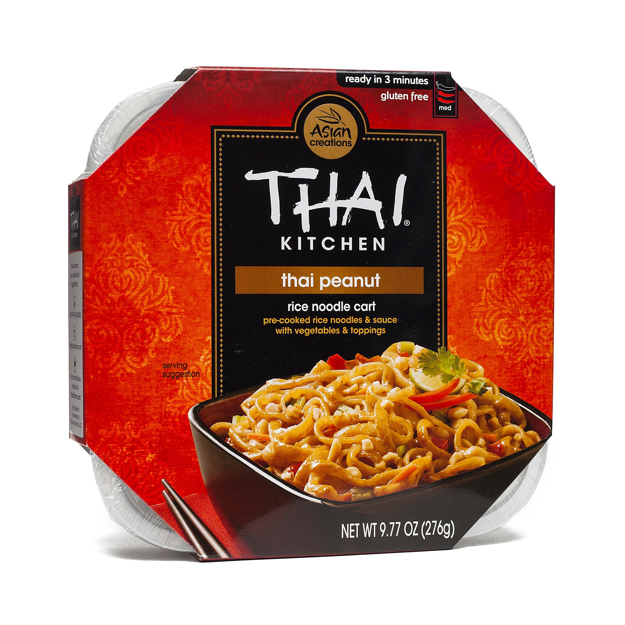 Thai Peanut Noodles Sauce By Thai Kitchen Thrive Market