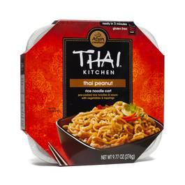 Thai Peanut Noodles & Sauce