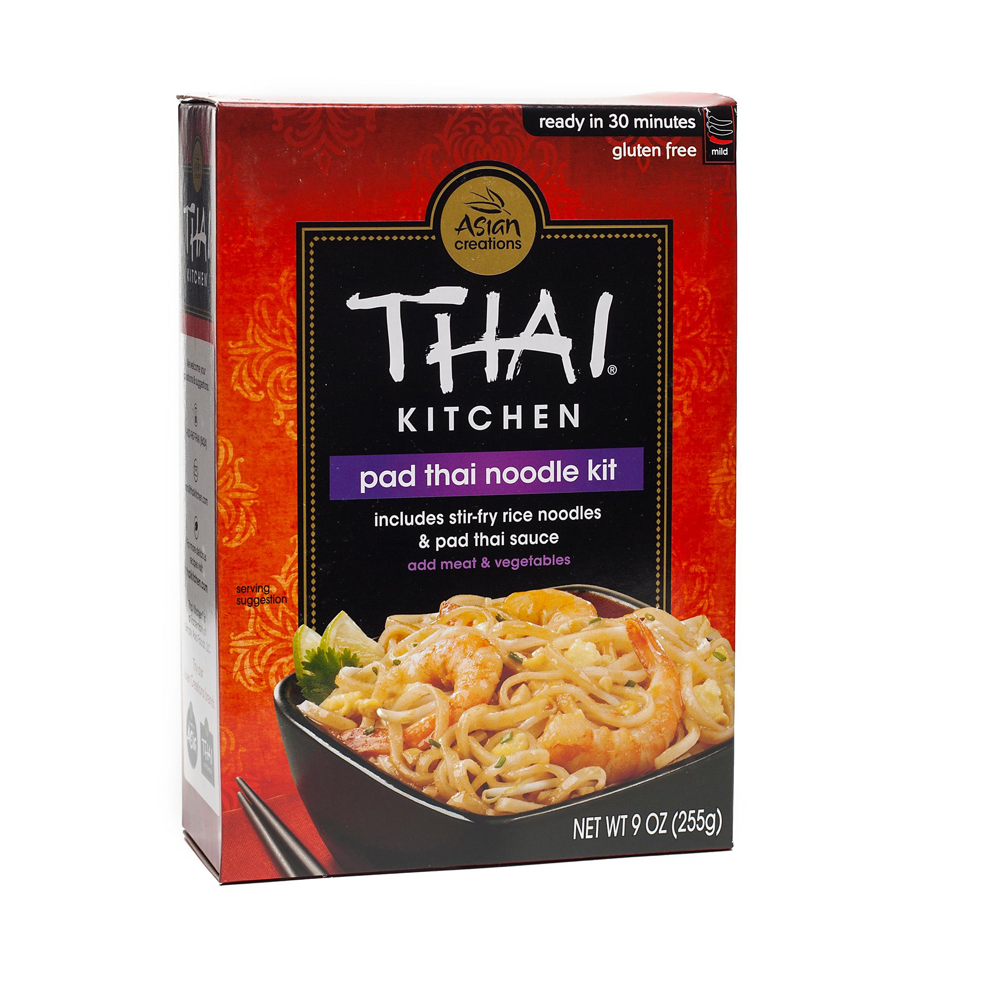 Thai Kitchen Pad Thai Pad Thai Noodlesthai Kitchen  Thrive Market