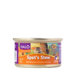 Spot's Stew Wholesome Chicken Canned Cat Food