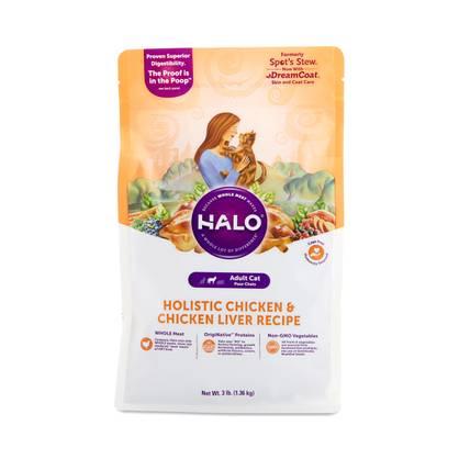 Holistic recipe for adult cats chicken chicken liver by halo holistic recipe for adult cats chicken chicken liver forumfinder Gallery