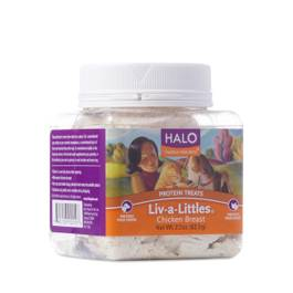 Liv-a-Littles Chicken Protein Treats