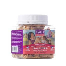 Liv-a-Littles Salmon Protein Treats