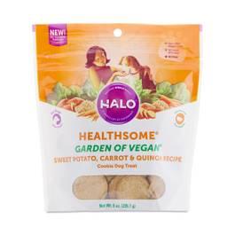 Vegan Dog Treats, Sweet Potato, Carrot & Quinoa