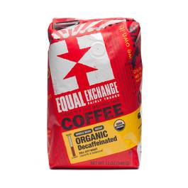 Organic Decaf Whole Bean Coffee