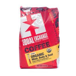 Organic Mind, Body and Soul Ground Coffee
