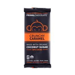 85% Crunchy Caramel Primal Chocolate