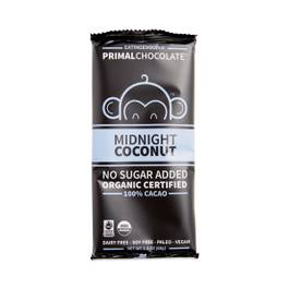 100% Midnight Coconut Primal Chocolate