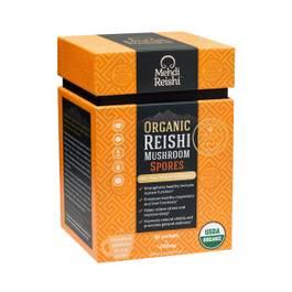 Organic Reishi Mushroom Spores