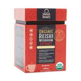 Organic Reishi Mushroom Extract