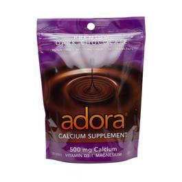 Adora Calcium Supplement, Dark Chocolate