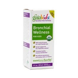 GaiaKids Bronchial Wellness for Kids