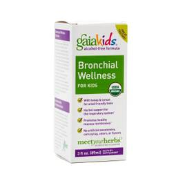 GaiaKids Bronchial Wellness for Kids