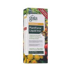 Plant Based Liquid Iron Supplement