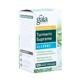 Turmeric Supreme Allergy