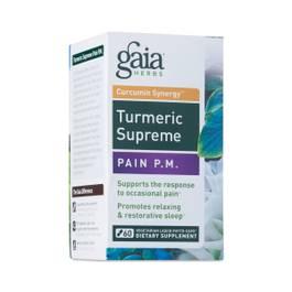 Turmeric Supreme: Pain P.M.
